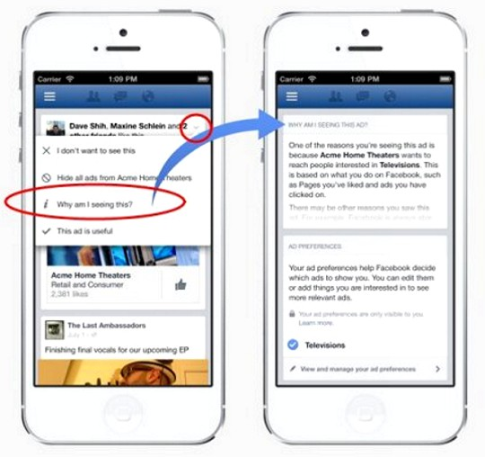 Regain Privacy on Facebook Step 2