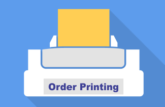 Order Printing for Westbank Projects